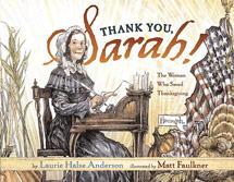 Thank You, Sarah!
